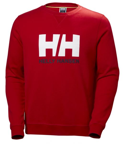 HH LOGO CREW SWEATER